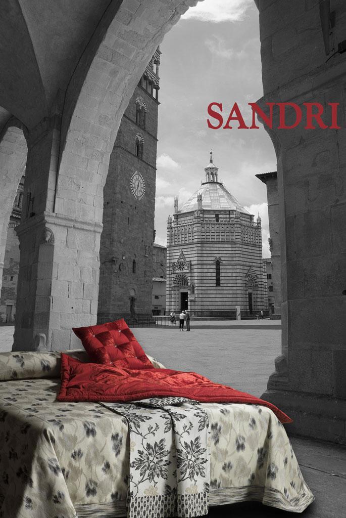 Sandri Collezioni - LUXURY BEDDINGS COLLECTIONS